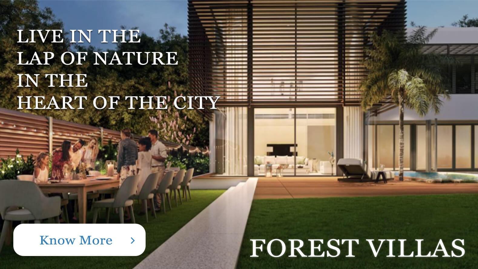 FOREST VILLAS