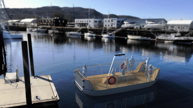 Developing Command and Control for Unmanned Vessels