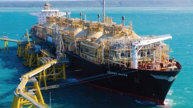 New Fortress to Build Sri Lanka's First LNG Terminal