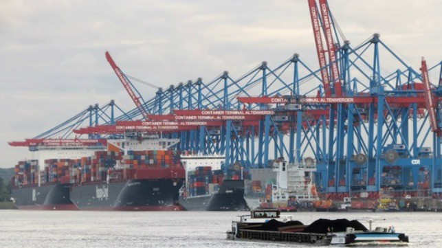 Global Trade Roars Back, But Stresses Remain