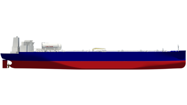 Shell Charters 10 New LNG-Fueled Oil Tankers