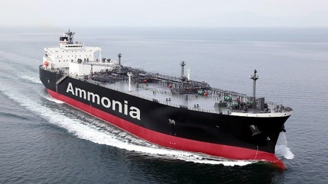NYK and China Merchants Launch Initiatives to Commercialize Ammonia