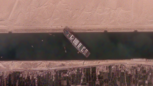 Suez Canal Authority Contemplates Changes After Ever Given Grounding