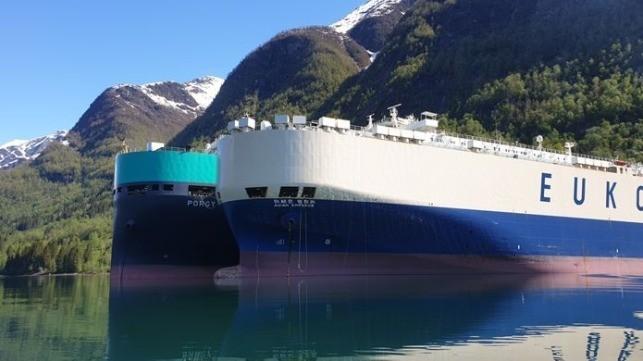 Wallenius Wilhelmsen Plans to Restart Three More Vessels at Mid-Year