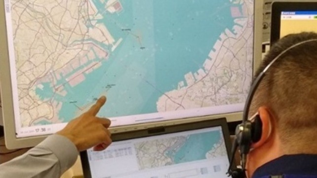AI System Tested by Tokyo Bay Vessel Traffic Controllers