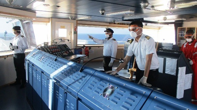 Shipping Alliance Calls for Solution to Crew Change Shutdown