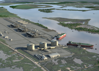 Cameron LNG Kicks Off Production from New Train