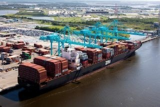 JAXPORT Gets Additional USD 93 Mn for Harbor Deepening