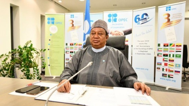 OPEC+ Agrees Biggest Output Cut Ever