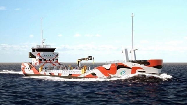 R&D for Zero-Emissions Automated Electric Ships