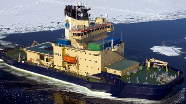 Finland and Sweden Collaborate to Design Next Generation Icebreaker
