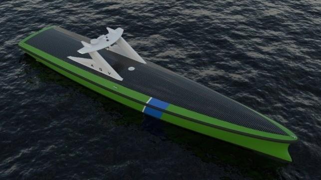 New Autonomous Vessel Could Take Up Duty Guarding Offshore Wind Farms