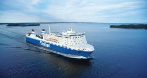Finnlines Reports Stable Result Despite Lower Volumes
