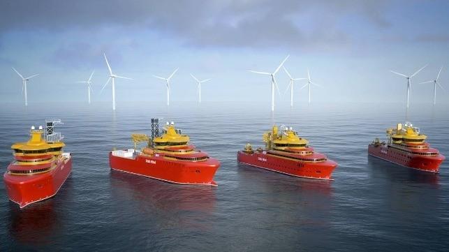 Wilhelmsen Takes Stake in Offshore Wind Service Firm