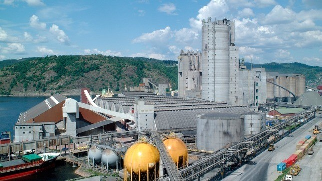 Plan for Large Green Ammonia Production Plant for Shipping Industry