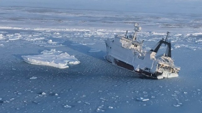 Arctic Council Releases Guideline for Arctic Marine Risk Assessment