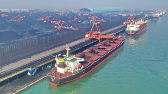 Dozens of Bulkers Remain Stranded off China as Coal Standoff Drags On