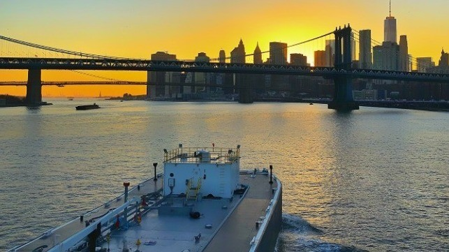 America's Commercial Mariners Critical to Navigating COVID-19